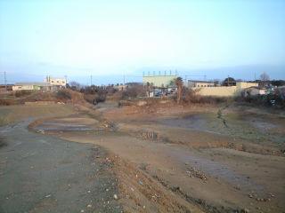 南大阪の野池